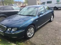 Rover 75 in good condition Mot and taxed