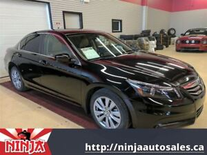 2011 Honda Accord Sedan EX-L Heated Leather Sunroof