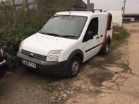 2008 FORD TRANSIT CONNECT DIESEL VAN READY FORWORK SIDE LOADING DOOR NICE CONDITION GOOD DRIVER