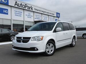 2016 Dodge Grand Caravan Crew| Cruise control| Aux| Alloys