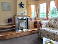 2 BEDROOM STATIC FOR SALE ON THE BANKS OF LOCH FYNE