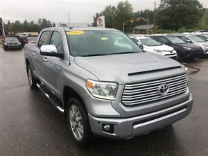 2014 Toyota Tundra Crewmax Platinum 4WD! ONLY $322 BIWEEKLY WI