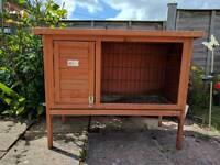 Rabbit / Guinea Pig Hutch House