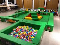 Soft Play Equipment for sale- 68 Pieces