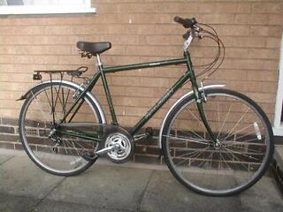 Raleigh Oakland Hybrid bike excellent clean condition (city centre)