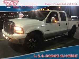 2006 Ford F-250 Lariat AWD 4X4 CUIR TOIT MAGS
