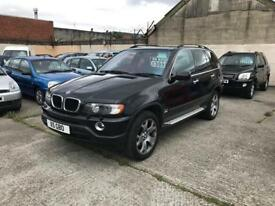 BMW X5 3.0 D SPORT 2003 NOW SOLD!