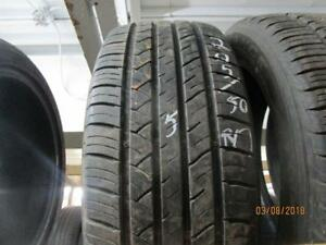 205/50R17 SINGLE ONLY USED STARFIRE A/S TIRE