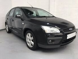 2006 FORD FOCUS 1.6 SPORT 5dr AUTO *** LONG MOT ***