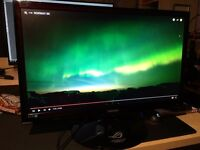"Samsung 27"" monitor"