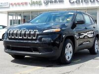2015 Jeep Cherokee New Sport Pwr Windows Pwr Locks Keyless Entry