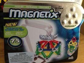 Magnetix x 3