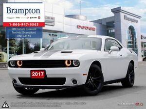2017 Dodge Challenger SXT  BLACKTOP PACKAGE    EX DEMO   5 IN TO