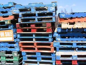 hardwood pallets