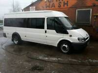 Minibus Hire. 17 & 15 Seaters for all occasions