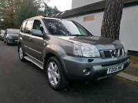 2006 Nissan X-Trail Aventura Dci -4x4 -Leather Interior - Sat Nav - Drives Good Immaculate Condition