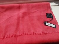 Brand New** Pink Jaeger Scarf