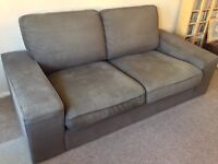 Spacious Ikea Kivik 2-Seater Sofa