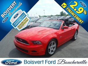 2013 Ford Mustang GT CONVERTIBLE 5.0L