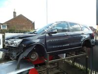 BREAKING FOR SPARES 2008 HONDA CRV RE5 2.0 PETROL 5 SPEED AUTOMATIC LEATHER