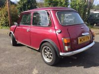 Rover Classic Mini 35 Limited Edition 1275