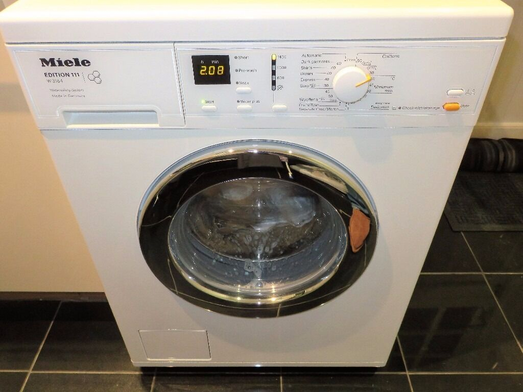 miele washing machine w3164 edition 111 7kg load 1400 spin in harrogate north yorkshire gumtree. Black Bedroom Furniture Sets. Home Design Ideas