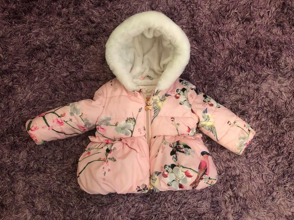 ddea2ac34a7a Ted Baker baby coat