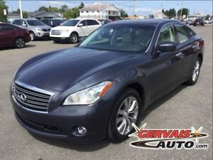 Infiniti M37 AWD GPS Cuir Toit Ouvrant MAGS 2011