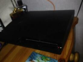 PS3 slim 500gb with 18 games ideal birthday gift