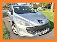Peugeot 308 1.6 VTi Sport 5dr 3 KEYS, HPI CLEAR, LONG MOT,