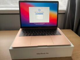 MacBook Air 2018 Rose Gold