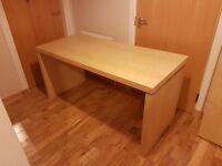 Ikea desk large.