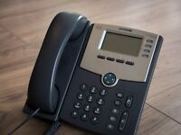 Cisco SPA504G VoIP Office Phone