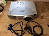 Hitachi CP-X885 LCD Projector - 3500 LUMENS!! - BRIGHT IMAGE! - CABLES INCLUDED!