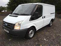 2009 58 Ford Transit Swb van **full years mot**