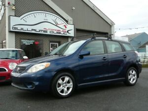 2006 Toyota Matrix XR AUTOMATIQUE, A/C, corolla golf yaris civic