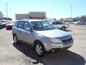 2009 Subaru Forester 2.5 X Touring Package ~ HEATED SEATS ~ PANO