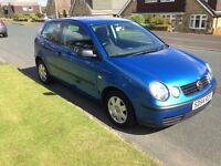 VW POLO TWIST. VERY SOLID CAR. GREAT LITTLE RUNNER. JUST HAD SERVICE, MOT UNTILL 06/18.