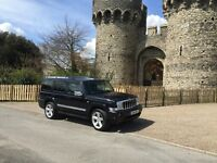 jeep commander Rare Startech (not x5 7 seater Range rover discovery q7 ml)