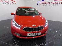 KIA CEED 2 ECODYNAMICS CRDI (red) 2015