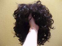 Wig, periwig, peruke