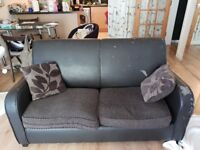 Free sofa bed from DHF