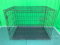 Large dog cage FREE DELIVERY PLYMOUTH AREA