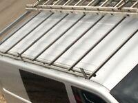 Roof rack for VW transporter