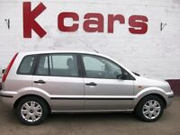 LOW MILES LOW INSURANCE FORD FUSION 1.4 TWO 12 MONTH MOT