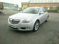 Vauxhall insignia DIESEL SALOON 2.0 Manual excellent condition.