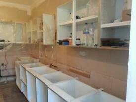 Kitchen carcess/units