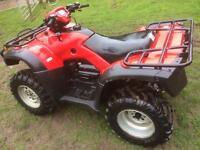 Honda quad 500
