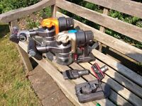 Dyson hand held cordless vacuum cleaner DC16 cleaned and refurbished.