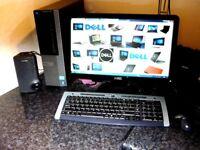 "Dell Optiplex 790 i3 Processor 6.60 GHZ 4GB RAM I TB HDD WIFI 20"" WIDE SCREEN MS OFFICE PACKAGE"